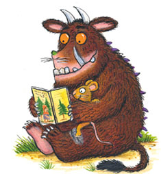 gruffalo world book day