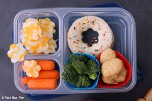 Bento-Donut-Lunch