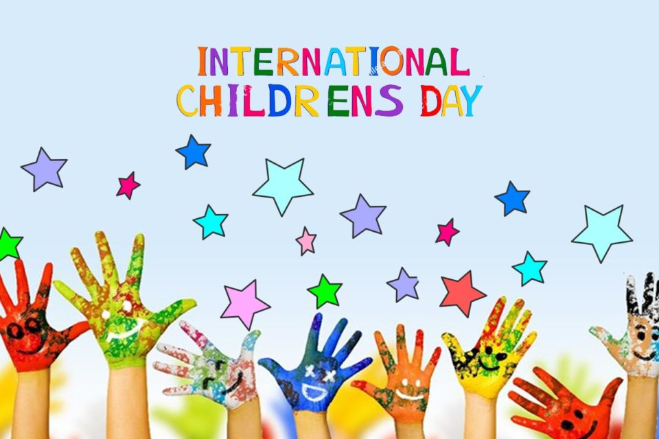 Happy International Children's Day... - Bell House Nursery